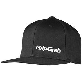GripGrab Snapback Cap Black